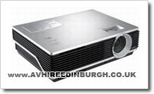 "AV Hire Edinburgh 40"" LCD  screen hire"